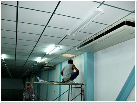 Ceiling Type Aircon